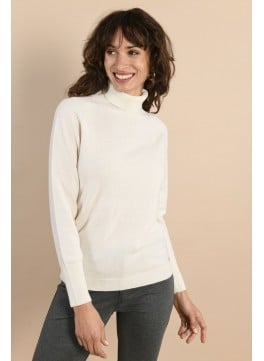 CREMONE - PULL COL ROULE -...